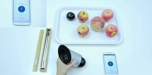 Les Chinois inventent des e-baguettes pour contrôler sa nourriture