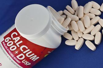 Les compléments de vitamine D inutiles contre l'ostéoporose
