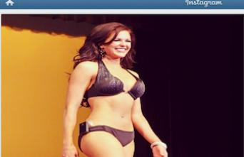 Diabète: Miss Idaho défile avec sa pompe à insuline