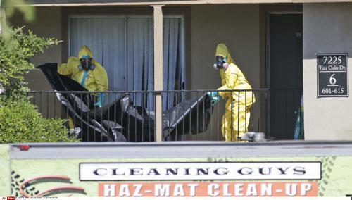 Etats-Unis: Le patient Ebola \