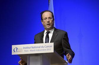Plan Cancer : l'arsenal anti-tabac de François Hollande