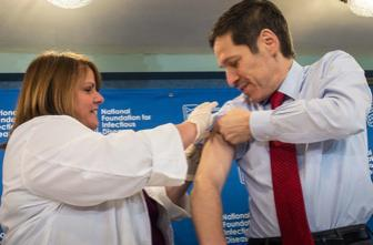 Grippe : un mois de plus pour se faire vacciner