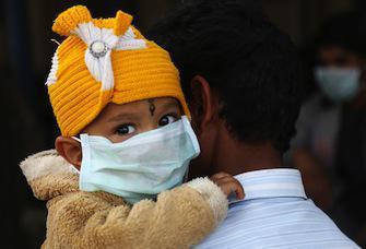 Grippe : les adultes la contractent moins que les enfants