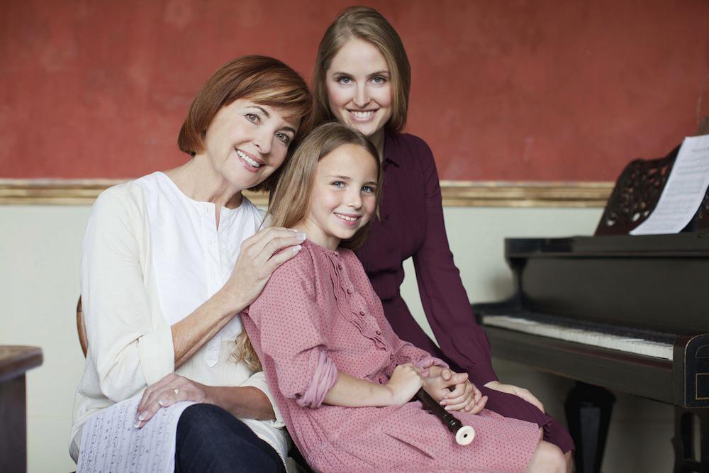 Ménopause : vivre avec des enfants modifierait les symptômes