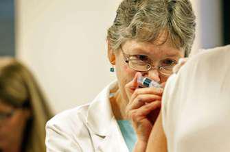 Grippe saisonnière : 27 000 cas depuis fin septembre