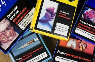 Tabac : les images chocs ont peu d'impact auprès des jeunes