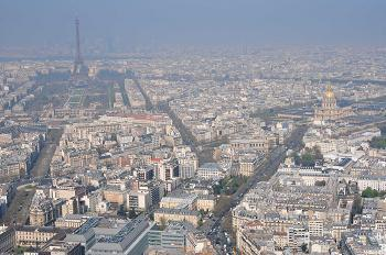 Pollution : alerte aux particules fines sur Paris