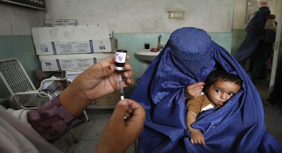 Lutte contre la polio : l\'histoire d\'une réussite