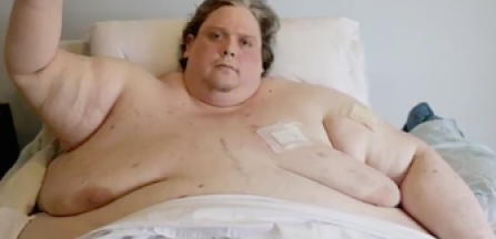 L'homme le plus gros du monde décède d'une pneumonie à 44 ans
