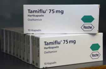 Grippe : le Tamiflu ne réduirait pas les complications