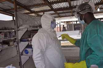 Ebola : un premier test rapide approuvé par l'OMS