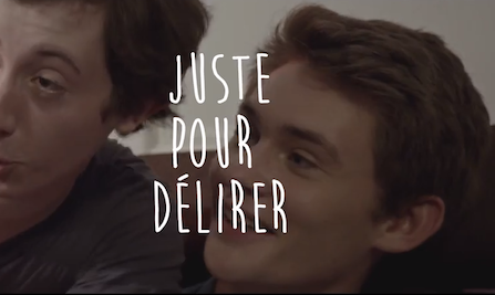 Un clip video contre l'addiction chez les jeunes