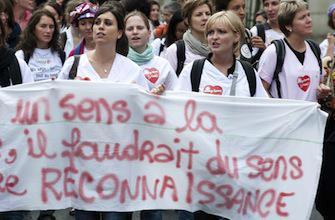 Grève des sages-femmes : avis de tempête dans les maternités