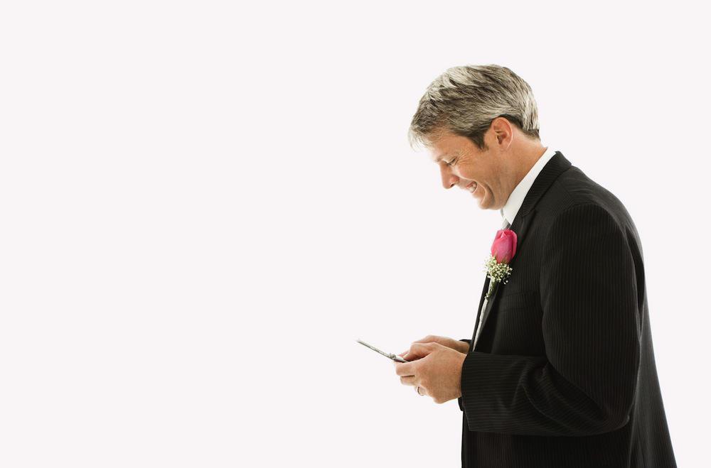 L'abus de textos peut nuire à la santé de votre dos