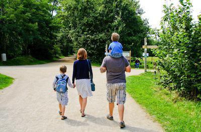 Parentalité : les beaux-pères aussi flanchent