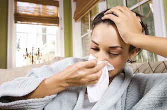 Grippe : des cas graves qui frappent surtout les jeunes adultes