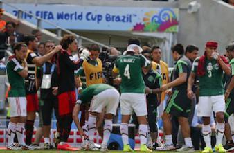 Cooling break : une réhydratation imposée aux joueurs de foot