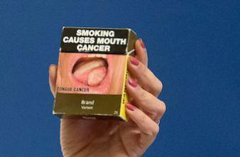 Tabac : le paquet neutre est prévu pour 2016