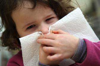 Les allergies respiratoires pénalisent les enfants à l'école