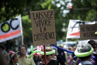 Maladies mentales : une Mad Pride pour dénoncer les préjugés
