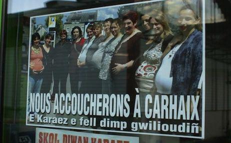 la maternité de carhaix malgré ses 252 acouchements n'est pas concernée par les restructurations (fr3) dans Carhaix Kreiz Breiz a66b7461642701487c4161e06f863237_QB180712