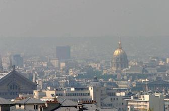 L'ozone tuera trois fois plus à l\'horizon 2060