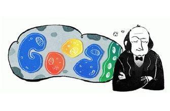 Google rend hommage au médecin Claude Bernard