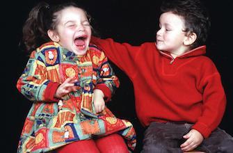 L'agressivité est innée chez tous les enfants