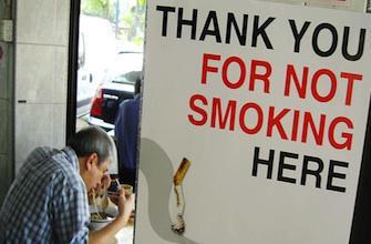 Asthme : la lutte anti-tabac fait baisser les admissions aux urgences