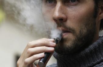E-cigarette : 3 vapoteurs sur 4 sont des hommes