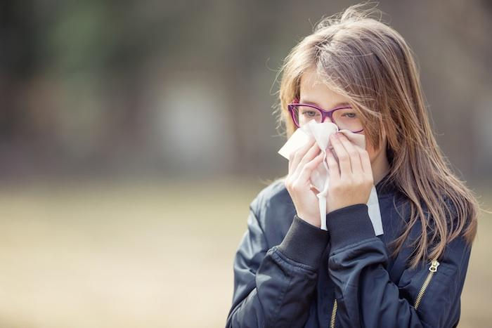 Allergie : des experts tirent la sonnette d'alarme
