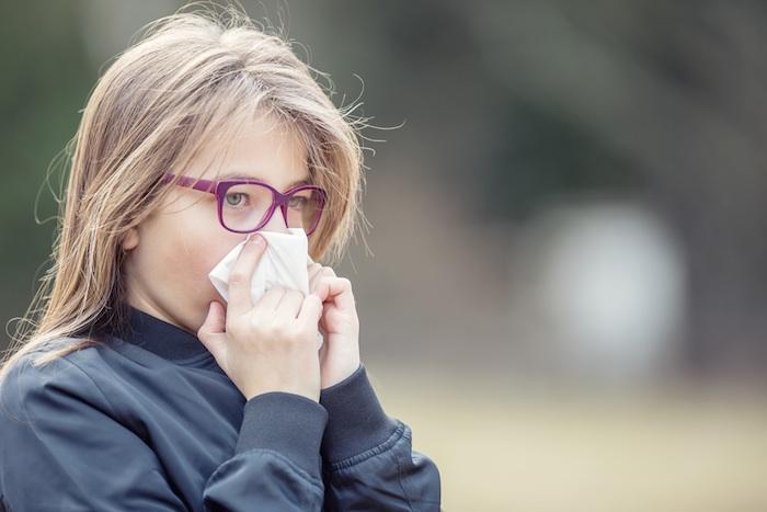 Allergies : risque très élevé dans 11 départements