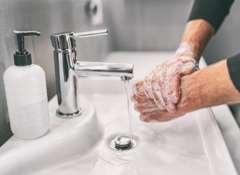 Lavage de mains : les Français baissent la garde