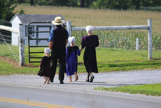 Les Amish ont le secret de la longévité