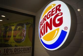 Burger King : plus de sodas pour les enfants