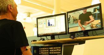 Un bras virtuel réduit les douleurs fantômes après une amputation