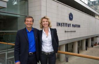 Pasteurdon 2014 : des personnalités s'engagent pour la recherche médicale