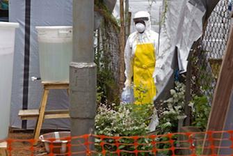 Ebola : la France va tester une molécule antivirale