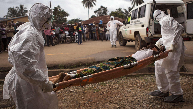 Ebola : résultats encourageants de deux vaccins expérimentaux