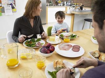 Etude INSERM : comment les Français mangent