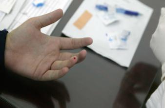 Une molécule pour surveiller soi-même son dosage sanguin en médicament