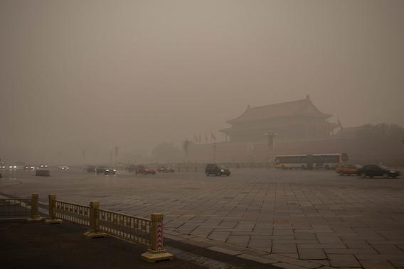 Pollution de l'air : elle favoriserait l'antibiorésistance