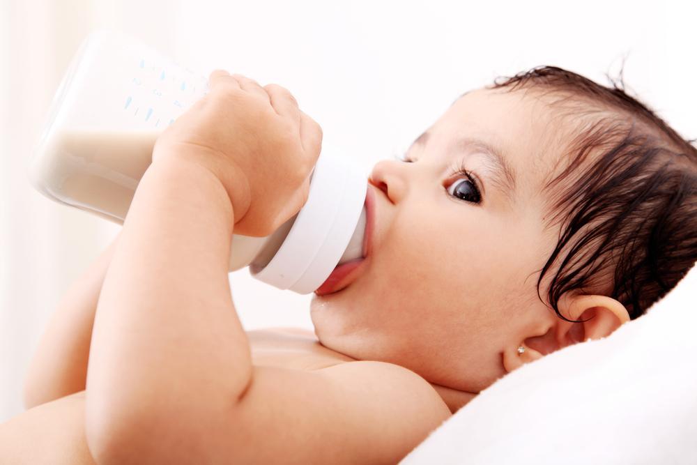 Alerte sanitaire : des laits infantiles \