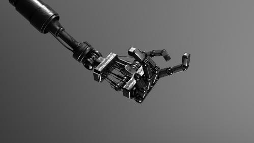 Prothèse : un bras robotique contrôlé par la pensée