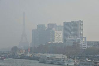 Pollution : l'Ile-de-France et la  Normandie en alerte