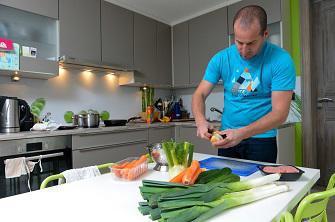 Manger végétarien protège de l'hypertension