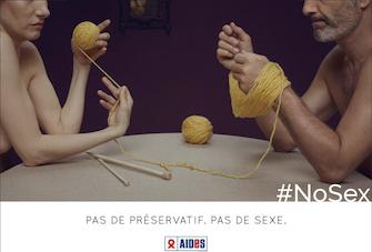 Sida : AIDES mise sur l'humour pour promouvoir le préservatif