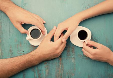 Le café associé à un risque de fausse couche