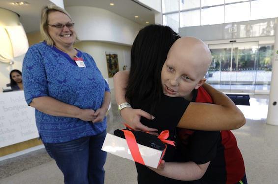 Cancers pédiatriques : traiter des patients, accompagner des ados