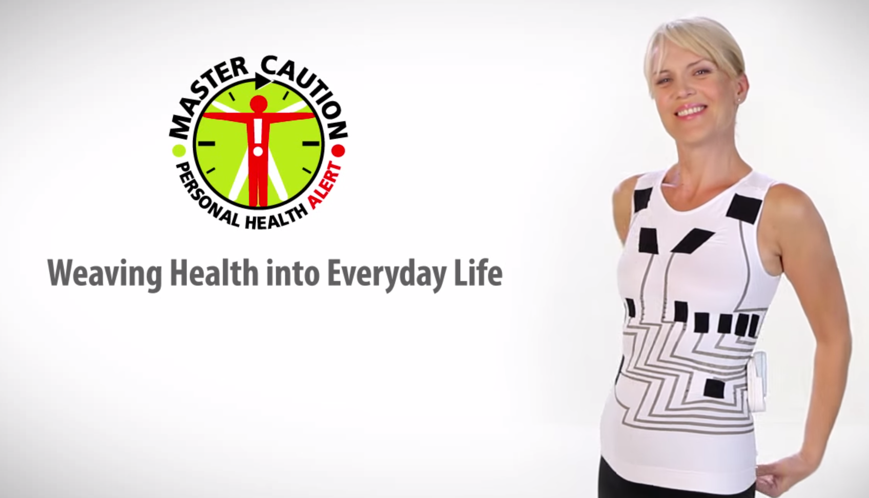 Vêtements intelligents :  un t-shirt pour surveiller sa fonction cardiaque